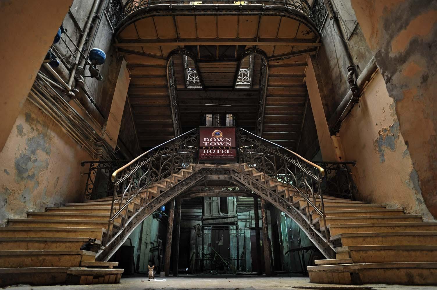 Cairo hall 5